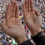দেশের শান্তি সমৃদ্ধি ও কল্যাণ কামনায় প্রথম পর্বের ইজতেমা সমাপ্ত
