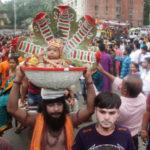 ধর্মীয় ভাবগাম্ভীর্য ও আনন্দ উৎসবের মধ্যদিয়ে শুভ জন্মাষ্টমী উদযাপিত