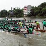 নড়াইলের চিত্রা নদীতে নৌকাবাইচ প্রতিযোগিতা অনুষ্ঠিত